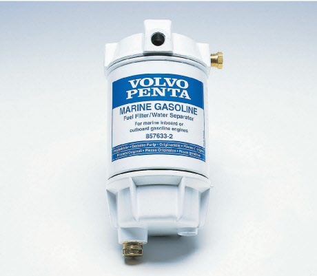 Extra fuel filter, petrol engines - image