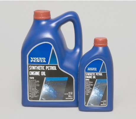Synthetic gas engine oil - image