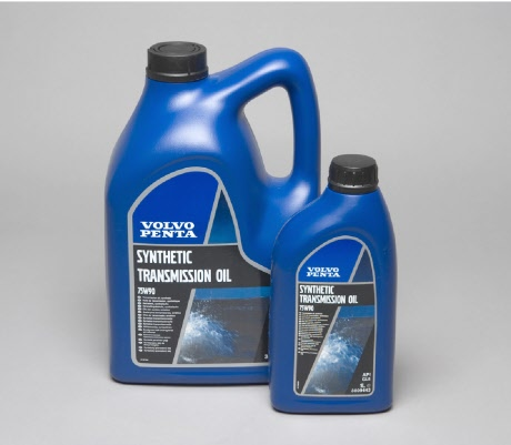 Synthetic transmission oil - image
