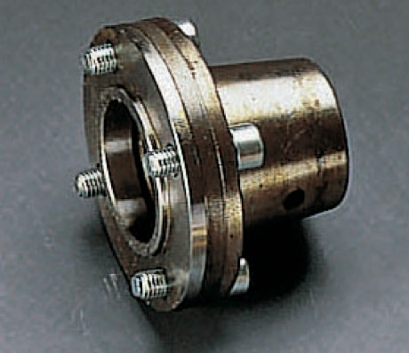 Propeller shaft coupling with taper.. - image