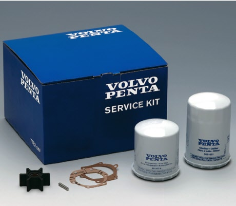 Service kits for diesel engines - image
