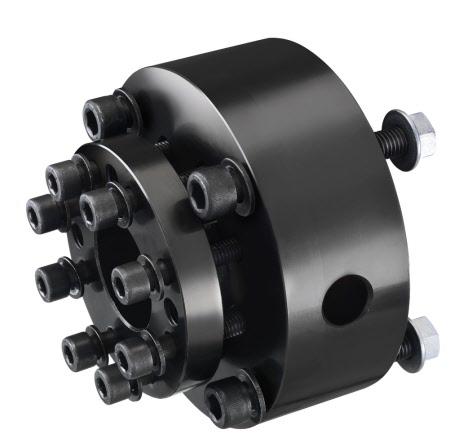 Propeller shaft coupling - image