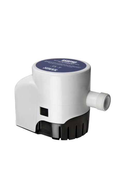 Electronic submersible bilge pumps - image