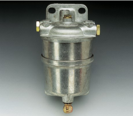 Water separator, complete - image