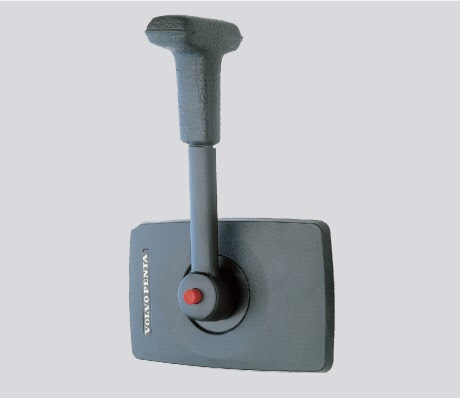 Control lever assembly PC-741, side mounted - image