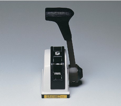 Control lever assembly PC-840, top .. - image