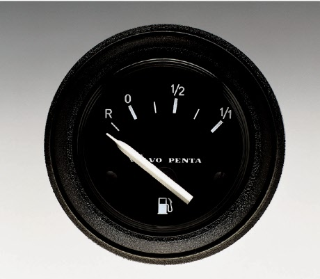 Fuel gauge, instrument - image
