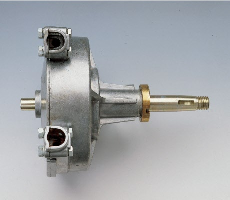 STS 330 steering gear - image
